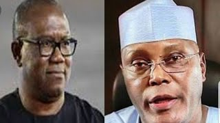 ATIKU PICKS PETER OBI AS RUNNING MATE AND ALL HELL LET'S LOOSE... SEE
