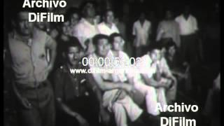 DiFilm - Huelga de trabajadores en el ingenio Santa Lucia (1967)