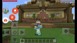 Mapa do Authentic Games no minecraft pocket edition