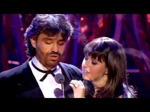 Andrea bocelli and sarah brightman por ti volar metal for Porte volare