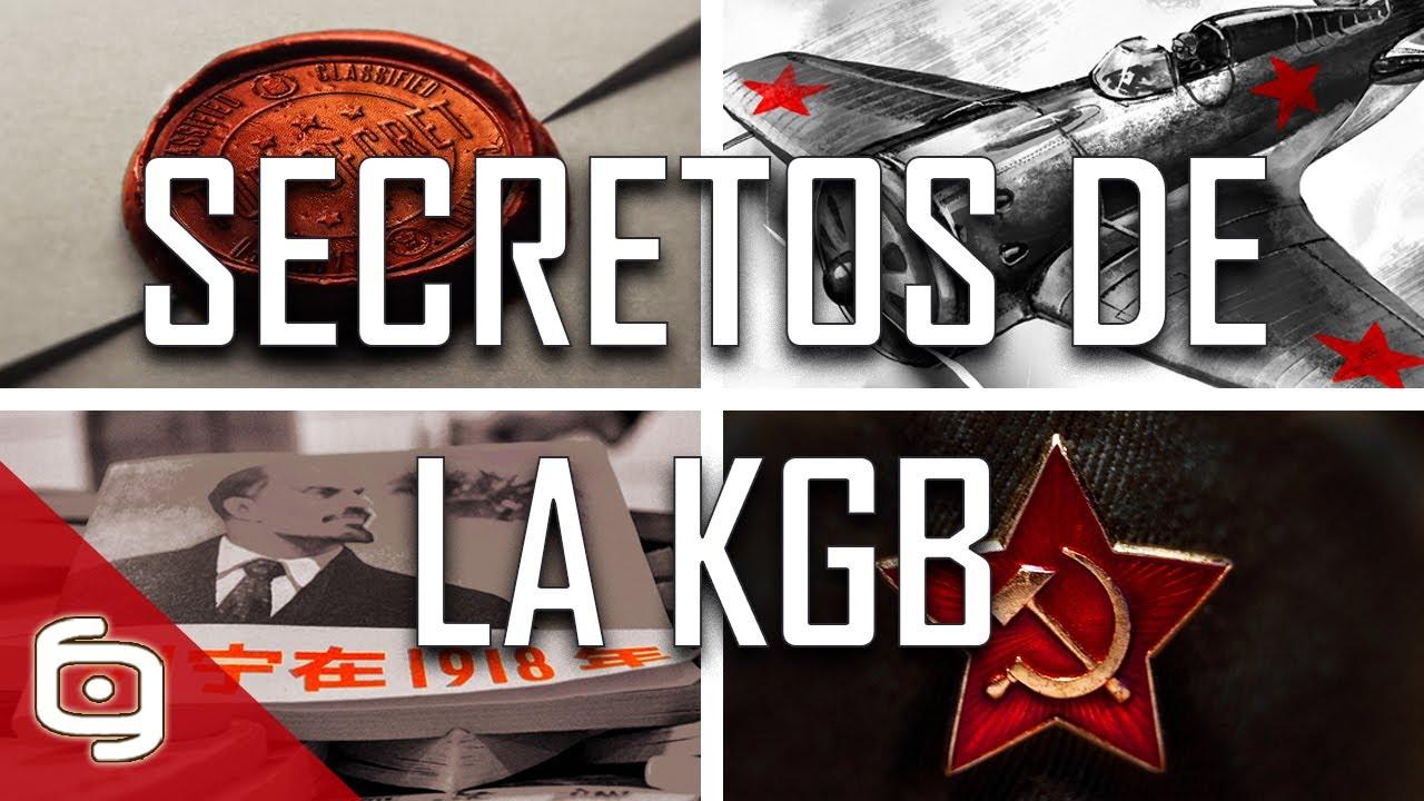 Sorprendentes SECRETOS de la KGB con Mercedes Pullman