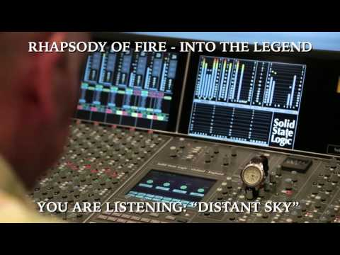 RHAPSODY OF FIRE - Distant Sky (NEW SONG Snippet) / AFM Records / 2016