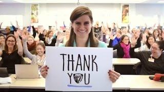 Johns Hopkins University - Thank You 2014 thumbnail