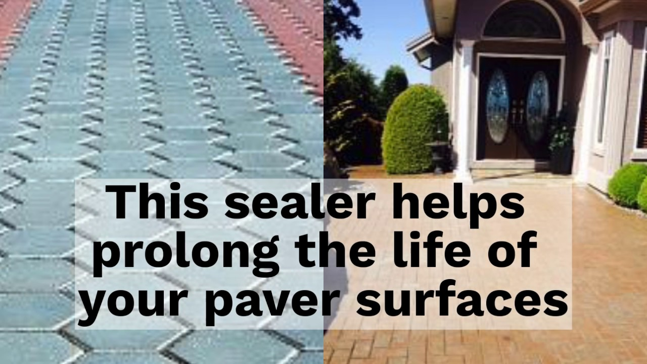 The Benefits of Wet Look Paver Sealer | CoverTec Products