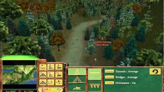 Railroad Tycoon 3 - Go West! - Part 1/3