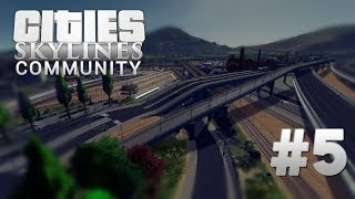 Cities Skylines: Community [5] About Railway System