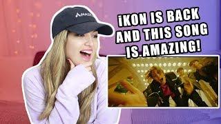 Gambar cover iKON - '뛰어들게(Dive)' MV Reaction