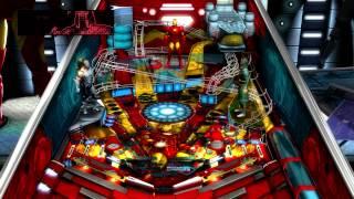 Pinball FX2 [PC] Marvel: Iron Man | Gameplay