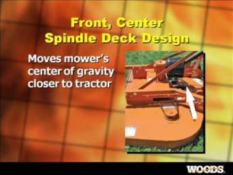 Woods Equipment - Heritage Finish Mowers