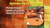 Woods RM660-1 Finish Mower Repair - part 0 - YouTube