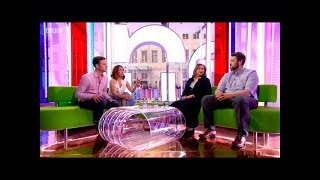 The One Show: Mental Health Apps