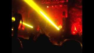Meshuggah - Demiurge (The Ophidian Trek Tour 2013, Progresja Warsaw)