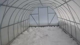 видео Снегозадержатели для кровли - общие рекомендации