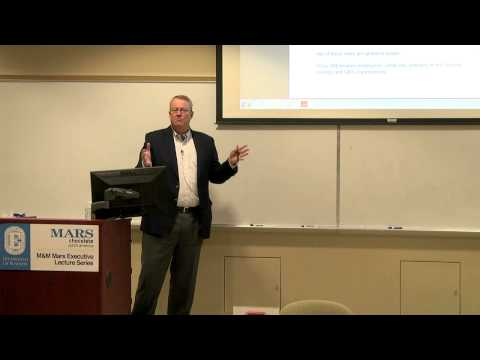 """Thomas Waters """"Multi-national corporation and the pros and cons of a career in corporate finance"""""""