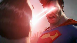 Superman Kills The Joker \u0026 Shazam Scene 4K (Justice League)