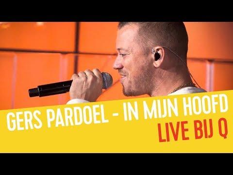 Gers Pardoel - In Mijn Hoofd   Live bij Q