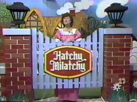 The end of a Hatchy Milatchy episode on WNEP