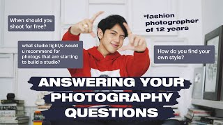 Download Answering Your Photography Questions | BJ Pascual