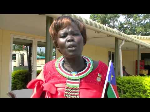 Hon. Aguil De'Chut Deng, SPLM Council Member on South Sudan's Independence