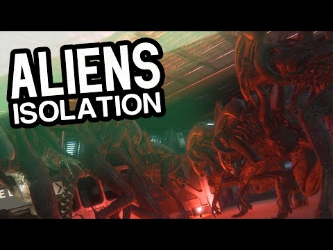 This Alien: Isolation mod fills the space station with xenomorphs | PC Gamer