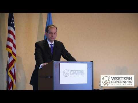 Keynote: Secretary of Labor Alexander Acosta