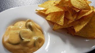 Chili Cheese Sauce für Nachos / Burger   Mori kocht