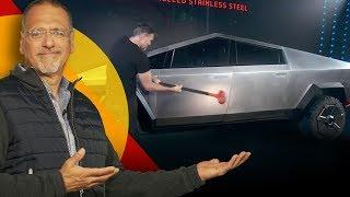 Tesla's Cybertruck announcement made my jaw drop