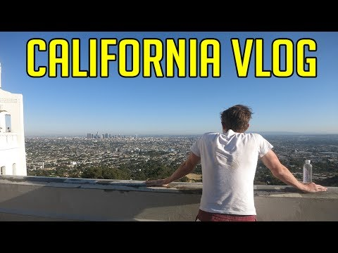 Travelling With Blisters!!   Griffith Observatory & Hollywood