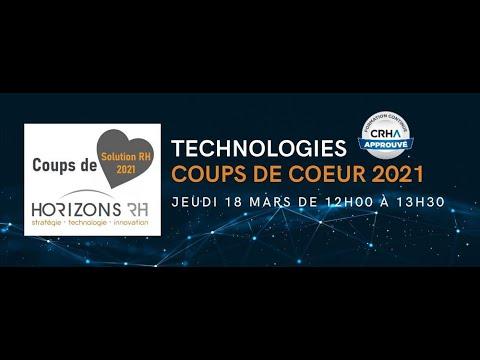 Webinar presentation - 2021 HR Technology