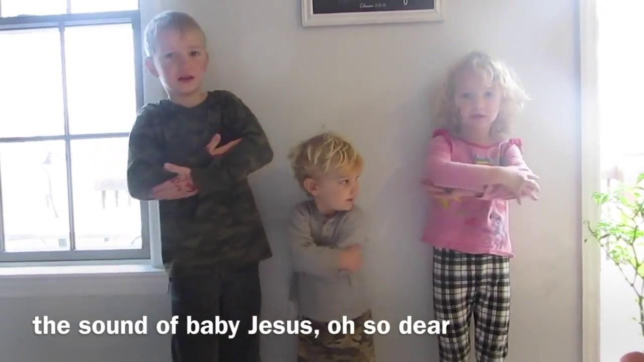 Toddler Preschool Christmas Program Poem, Rhyme {Clop Clop Clop Went the  Donkey}