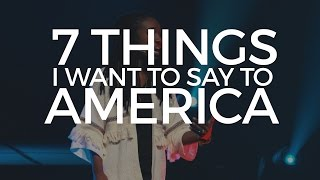 Storytellers at The Legacy 2016: Jackie Hill-Perry - 7 Things I Want To Say To America