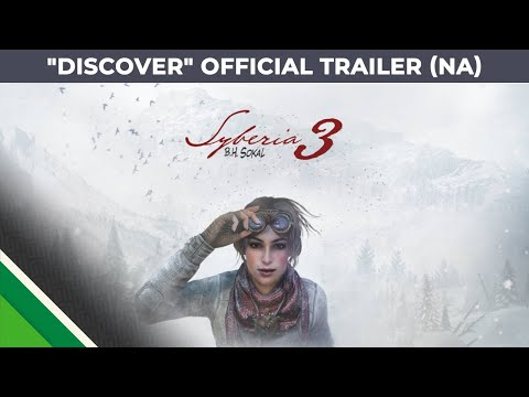Syberia 3 Youtube Video