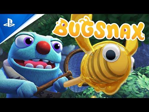 Bugsnax - Tráiler de lanzamiento |  PS4, PS5