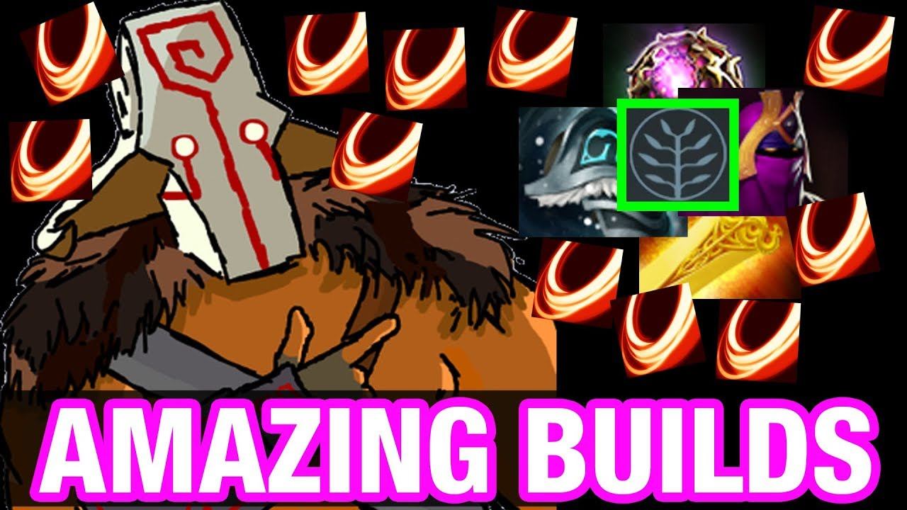 Dota  Builds Not Loading