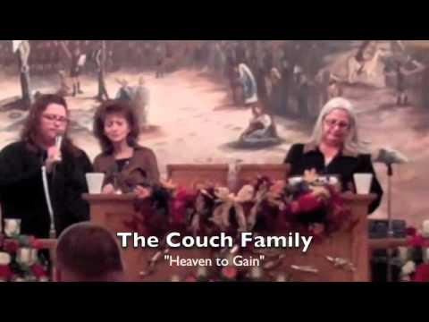 The Couch Family-Heaven to Gain