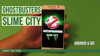 Video Ghostbusters Slime City for Android Gameplay download MP3, 3GP, MP4, WEBM, AVI, FLV September 2017