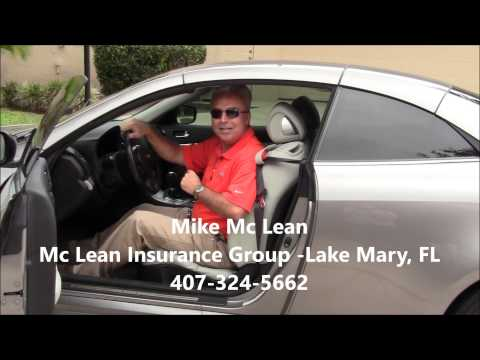 Affordable Auto Insurance Orlando McLean Insurance Group