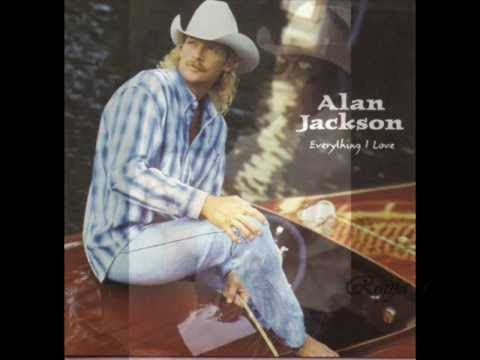 """Alan Jackson - """"It's Time You Learned About Goodbye"""" - YouTube"""