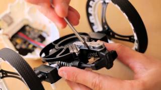 How to replace Jump Mechanism on Parrot Jumping Sumo