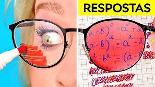 TRUQUES E DICAS DE ESPIONAGEM || Ideias Engraçadas e Legais de Espionagem por 123 GO!