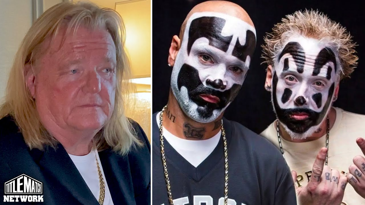 Greg Valentine - What Insane Clown Posse is Like in Real Life