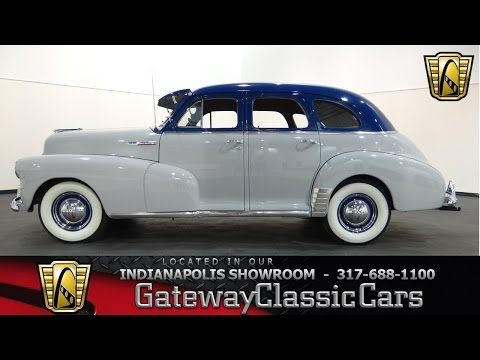 1948 Chevrolet Stylemaster - Gateway Classic Cars Indianapolis - #398NDY