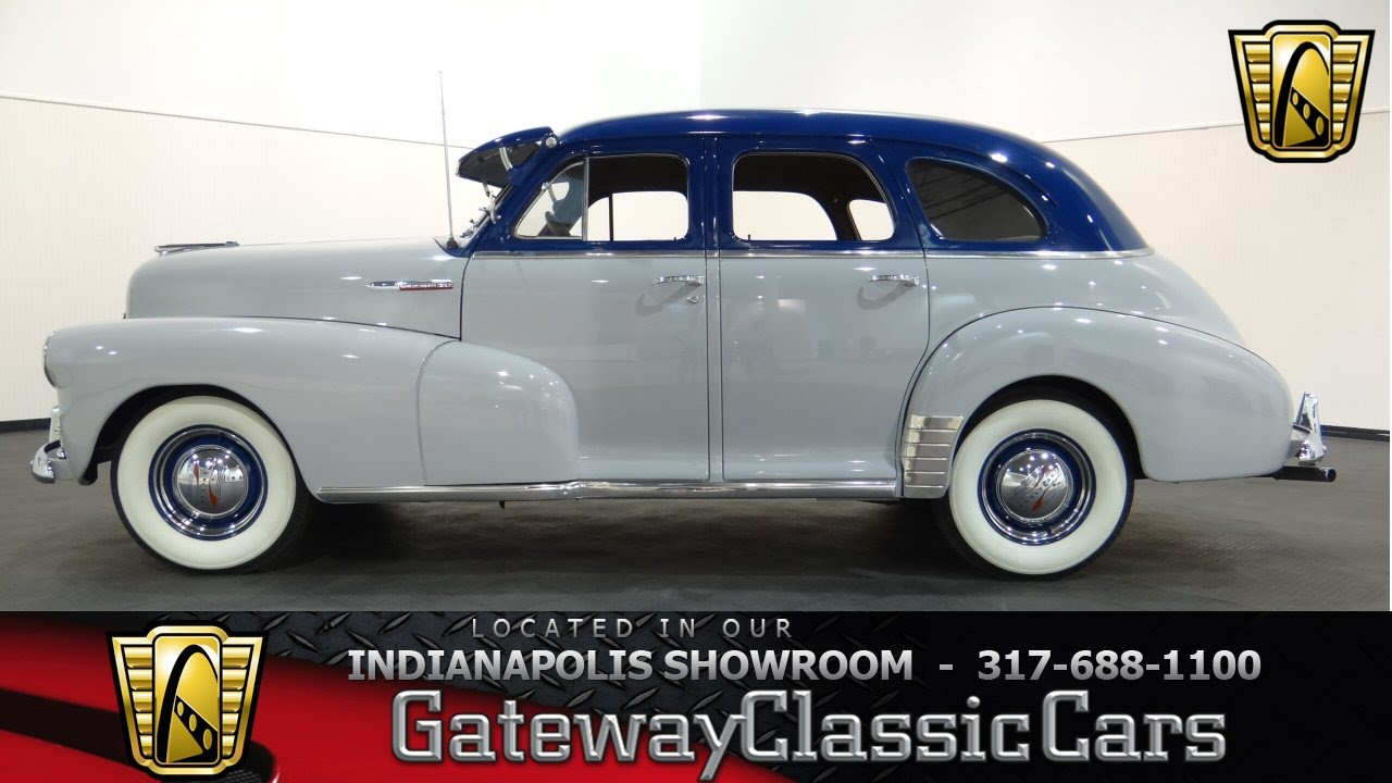 Coupe 1948 chevy stylemaster coupe for sale : 1948 Chevrolet Stylemaster - Gateway Classic Cars Indianapolis ...