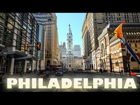 Philadelphia Time Lapse HD