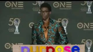 Chadwick Boseman gives insight on Finding and Innerstanding our LIFE PURPOSE (MUST WATCH!)