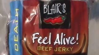 Don't Do That Chris - Blair's Sudden Death Beef Jerky