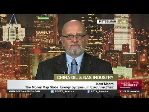 Business expert Kent Moors on China oil