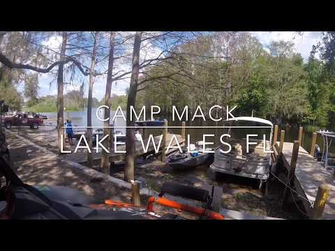Camp Mack Boat Ramp- Lake Wales FL