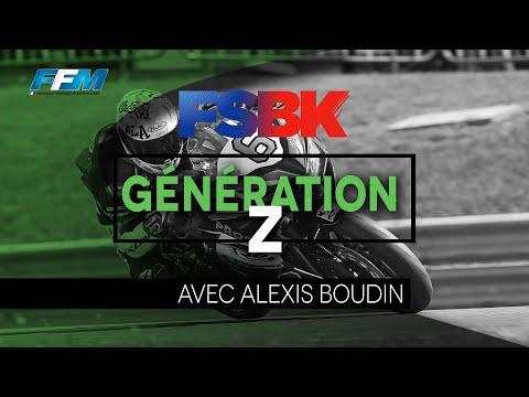 /// GENERATION Z - ALEXIS BOUDIN ///