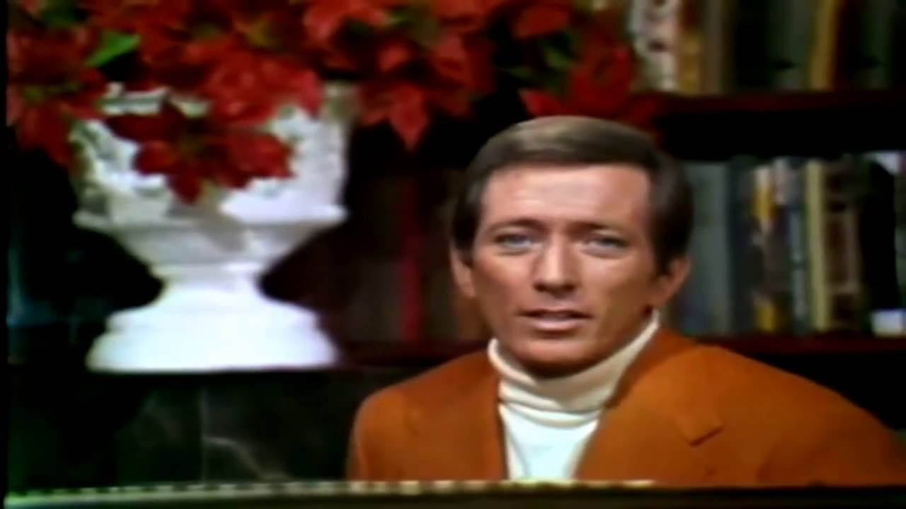 andy williamswhite christmas - Andy Williams White Christmas
